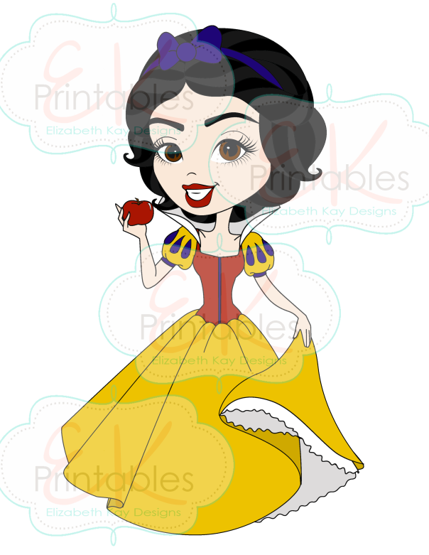snow white honey=watermarked